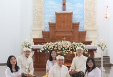 The Wedding of Stephen and Ferlina by Angelii Vox Choir