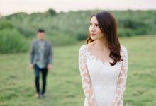 Andy & Acha Bali Pre-wedding by Venema Pictures
