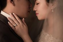 Alvin & Beverly Pre-Wedding by Susan Beauty Artistry