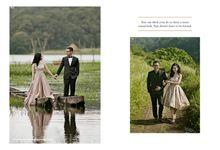 Catalogue for Bridestory Market by A&E Tailors