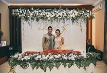 A&J Engagement by WIRASA Catering