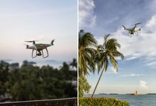 Aerial Wedding Videography Singapore by Forest Productions