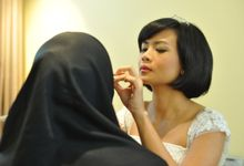 Bridesmaids makeup by Be-You-Tiful by Taridays