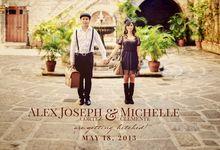 Alex & Michelle Engagement by Creative Light Photo Studio
