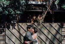 Allis & Ben Engagement Photo by MJKphotography