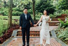 Pre-Wed at Fort Canning by Shane Chua Photography