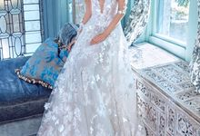Galia Lahav - Spring 2017 Le Secret Royal Collection by The Proposal