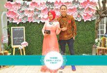Wedding Arimbi & Adit by Omorfia Photobooth