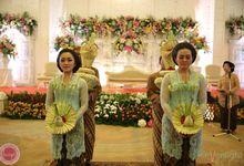 Atika & Rangga by Bunga Wedding Planner and Organizer