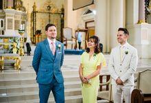 John and Mariz Wedding by Bordz Evidente Photography