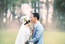 Andien Ipeh Wedding Day by The Eternity