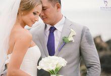Destination Villa Wedding of David and Olena by Unique Wedding and Events