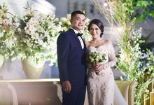STEFANIE & WILDAN - WEDDING RECEPTION by Promessa Weddings