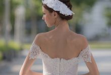 Enchanting Lace by Anseina Brides