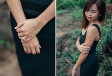 Pre Engagement - Ember Hearts by Thomas Tan Photography