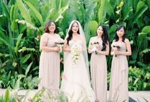 Bali Wedding at Ayana Resort by Gusmank Wedding Photography