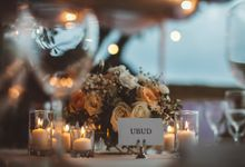 Carole & Andrew by Silver Lace Weddings & Events Bali