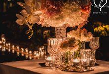 Romantic Poolside Marriage Proposal - Joyce & Raymond by Blissmoment