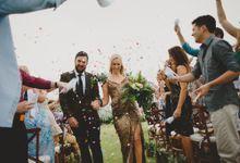 Wedding Skye & Nicholas by Lily Wedding Services
