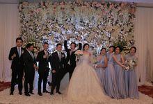 Wedding of Michael & Maydeline by Memoir Card