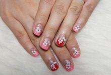 PRE-Wedding Nail Art by Twinkle Beauty House