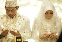 Fia & Budi Wedding by CARI WEDDING ORGANIZER