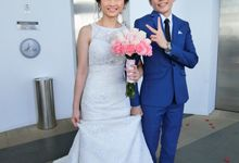 Pei Sin ROM & Wedding Banquet by Stephy Ng Makeup and Hair