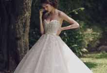 Wedding gowns by Elizabeth Hallie Design