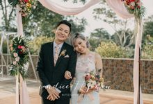 Little Island Brewing Co - Candice & Jiwen by Thomas Tan Photography