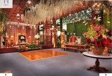 Nusantara Ballroom & Garden 4 by The Dharmawangsa Jakarta