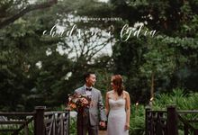 Mid-autumn Romance 2 by Wedrock Weddings