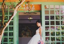 Intimate Wedding in Tagaytay - Charles and Carla by David Garmsen Photo and Video