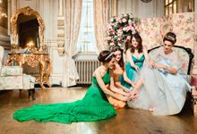 Fairytale Montenegro wedding by BMWedding