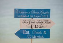 Destination Wedding of Claire and Beau by Unique Wedding and Events