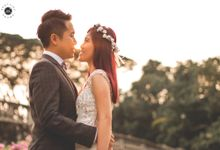 Pre-wedding Photography - Kess & Michael by Knotties Frame