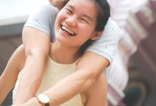Casual Couple Photography - Ying Qi & Kevan by Knotties Frame