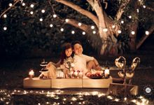 Casual Couple [Night/ Day] Photography - Kess & Michael by Knotties Frame