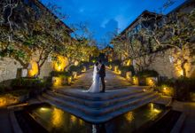 Mr and Mrs Park by Kamandalu Ubud
