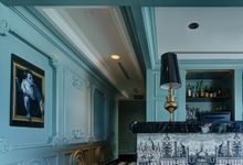 Interior by Forlino Dining on the Bay