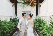 Paul & Inge Wedding by Kania Bali Wedding