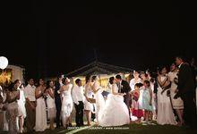 Steven & Carissa Wedding by Rhapsody Enterprise