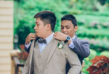 Gelo & Lani by Creative Light Photo Studio