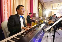 Teddy and Devina Wedding by Stairway Music Ensemble
