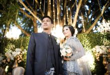 Wedding Iris & Fauzan by LZ Service