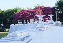 Marlon & Lidia Wedding by Karang Putih Villa