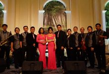 4Voices @Hotel Mulia by Blue Ice Music