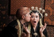 Wedding of Dewi and Yudha by GoFotoVideo