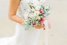 Bohemian Bridal Inspiration by Makeup By Fei