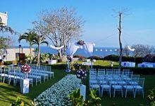 Wedding at Villa Karang Putih by Karang Putih Villa