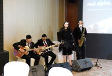Bloomberg - Corporate Event by LeVerie Entertainment